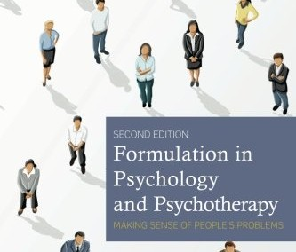 Johnstone, Lucy. Formulation in Psychology and Psychotherapy: Making Sense of People's Problems